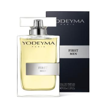 Yodeyma First Spray 100 ml, Agua de Perfume de Yodeyma para Hombre.