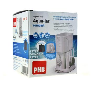 PHB Aqua Jet Compact - Irrigador Oral de Viaje.