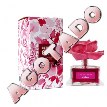 BETRES ON ambientador fresh Rose, 90ml.
