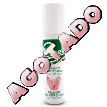 Peusek Arcandol Spray 150 ml, Relajante y tonificante para los pies.