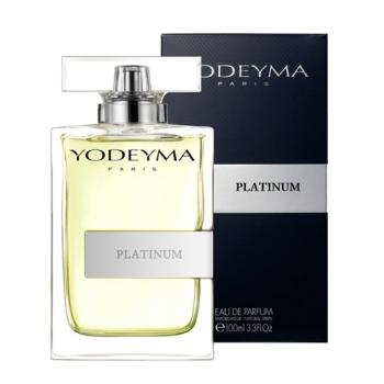 Yodeyma Platinum Spray 100 ml, Eau de Parfum de Yodeyma para Hombre.