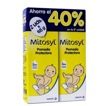 Mitosyl 65 gr, Pack 2Un, Pomada Protectora.