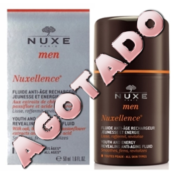 Nuxe Men Nuxellence Fluido Antiedad, 50ml.