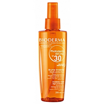 BIODERMA PHOTODERM Bronz -aceite seco spray- 200ml. SPF30