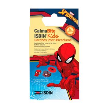 CalmaBite isdin kids parches pos-picaduras Spider-man 30un
