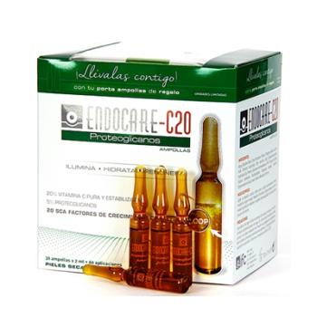 Endocare C20 -proteoglicanos- 30ampollas