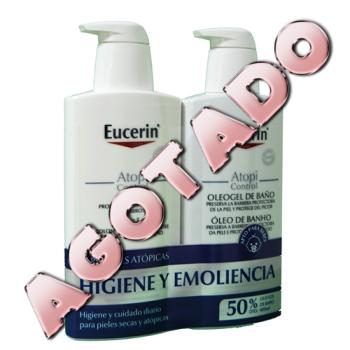 Eucerin Atopi Control - Pack: Loción 400ml + Oleogel 400ml.