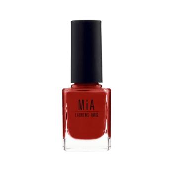 Mia Esmalte de Uñas 5free, 11ml, Poppy Red.