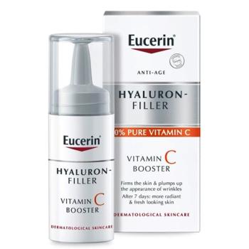 Eucerin Hyaluron Filler - Vitamin C Booster - 3 x 8 ml.