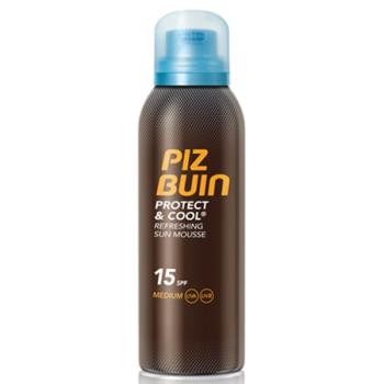 PIZ BUIN Protect  Cool -mousse solar refrescante spf15-spray,150ml