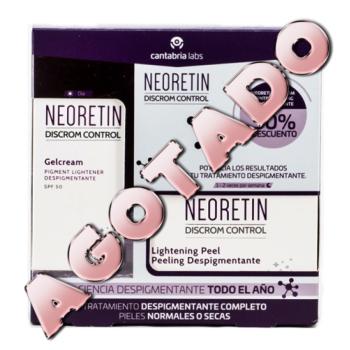 Neoretin Discrom Control Gelcrema Tratamiento Despigmentante Completo.