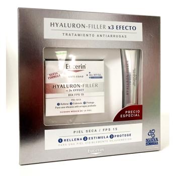 Eucerin Hyaluron-Filler,Dia,Piel Seca, 50ml.