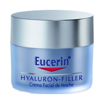 Eucerin Hyaluron-filler Crema de Noche - 50ml.