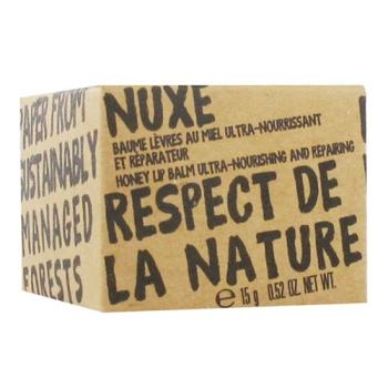 Nuxe Rêve de Miel 15 gr, Bálsamo Labial Respect de la Nature de Nuxe.