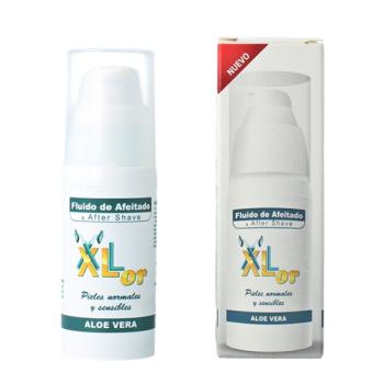 XLor |Fluido de Afeitado y After Shave|Acondiciona Cuida y Regenera|.-30 ml.