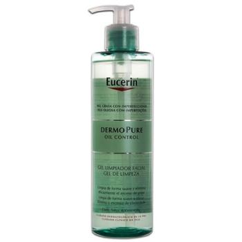 Eucerin DermoPure Oil Control, 400 ml, Gel Limpiador Facial