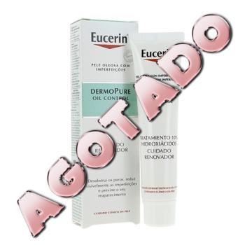 Eucerin dermo Pure oilcontrol cuidado renovador, 40ml