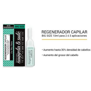 Ampolla Regenerador Capilar Nuggela Sulé, 10ml.