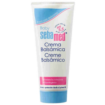 Baby Sebamed 300 ml, Crema Balsámica Zona del Pañal.