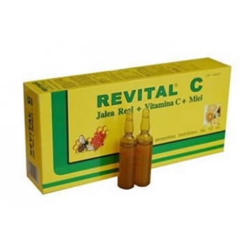 Revital C 20 amp.