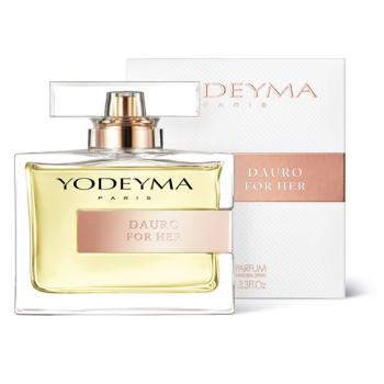 Yodeyma Dauro for her perfume, 100ml.