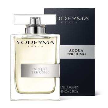 Yodeyma Acqua Per Uomo Spray 100 ml, Perfume de Yodeyma para Hombre.