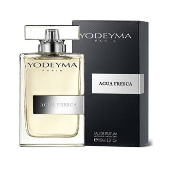 Yodeyma Agua Fresca Spray 100 ml, Perfume de Yodeyma para Hombre.