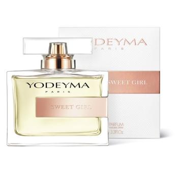 Yodeyma Sweet Girl perfume, 100ml.