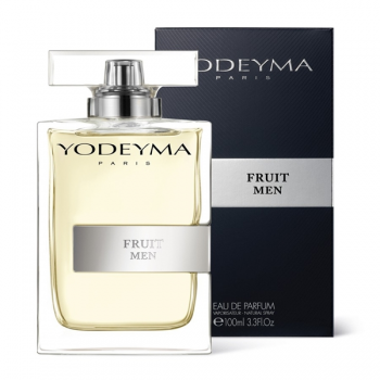 Yodeyma Fruit Men perfume, 100ml.