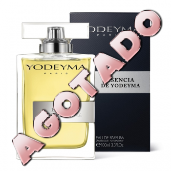 Yodeyma Esencia Spray 100 ml, Perfume Original de Yodeyma para Hombre.