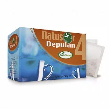 Soria Natural Natusor 4 Depulan, 20 un.
