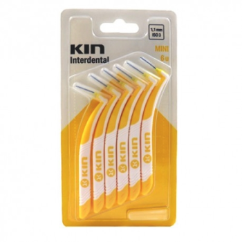 Kin - Cepillo Interdental Mini; 6un.