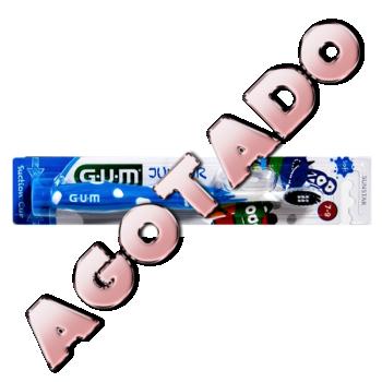 GUM  cepillo dental Junior  7-9 años AZUL