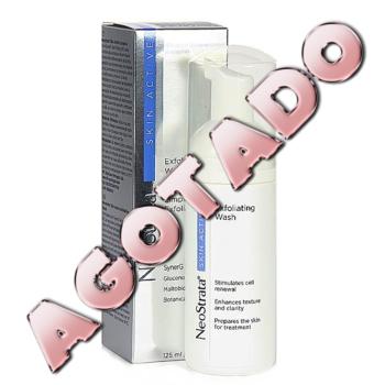 Neostrata Skin Active 125 ml, Espuma Limpiadora Exfoliante.
