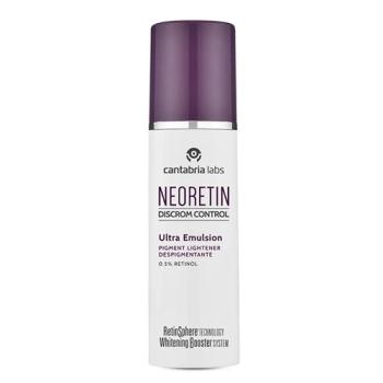 Neoretin Discrom Control Ultra Emulsión 30 ml, Despigmentante de Alta Potencia.