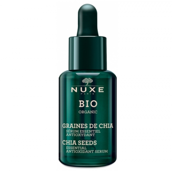 Nuxe Bio Organic Serum Esencial 30 ml, Antioxidante de Larga Duración.