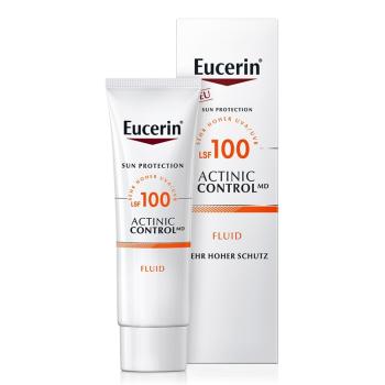 Eucerin  Actinic ControlMD Sun SPF 100 Previene la Queratosis Actínica  80 ml.
