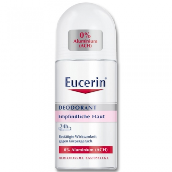 Eucerin Desodorante 50 ml, Sin Sales de Aluminio de Eucerin.