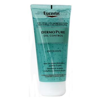 Eucerin Dermo Pure oil control -exfoliante- 100ml